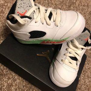 Jordan retro 5